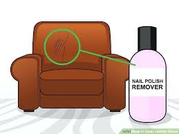 how to clean couch stains image titled clean leather stains step how to clean microfiber couch water stains
