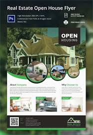 Free Open House Flyer Templates Download Customize Lively Open