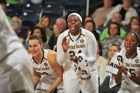 Notre Dame Basketball Depth Chart Notre Dame Womens Basketball Irish Set To Take On No 1