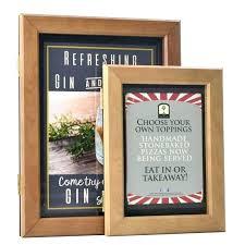wood poster frame white frames 24x36 adjule cm wood poster frames 24x36