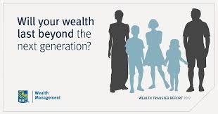 rbc wealth management rbc wealth transfer report lasting legacy