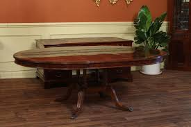 60 inch round to oval dining table with 22 inch extension