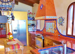 Splendid Design Mexican Kitchen Ideas How To Make Over Your In A ...