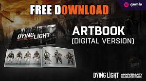 Dying Light Exclusive Content Dying Light Collectors Art Book Free Download Gemly Exclusive Content 2018