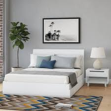 Mehar Platform 3 Piece Bedroom Set