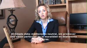 Krista Griffith. Spain's compulsory Education for Citizenship.wmv - YouTube