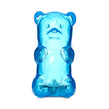 Light Gummy Bears Details About Gummygoods Squeezable Gummy Bear Night Light Portable With 60 Minute Sleep