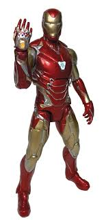 Iron man teaches us that no matter how tough the situation is you have to stay firm and strong against the evil forces. Avengers Endgame Iron Man Mark 85 Armor Action Figure Gamestop