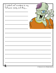 Free Printable Halloween Reading Worksheets – Festival Collections