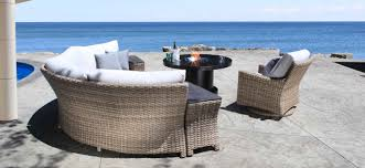 modern outdoor patio furniture. Riverside Modern Outdoor Wicker Patio Furniture Conversation Set
