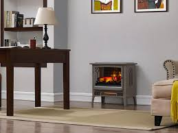 duraflame grey 3d infragen electric fireplace stove with remote control dfi 5018 05 tap to expand