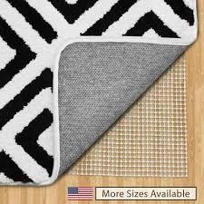 rug gripper area rug gripper pad 2x3 gorilla grip original ft trafficmaster