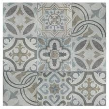 Patterned Tile