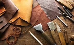 identify leather types leather cuts