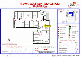 Evacuation Plan Sample Fire Evacuation Plan Template Luxury Best S Of Emergency
