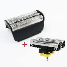 30b Lá Screenblade Máy Cạo Râu Braun 3 Series Smartcontrol 4000 Syncropro  7000 Tricontrol Series 5495 7505 7520 7650 195S