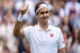 Roger Federer Reacts After Becoming ...