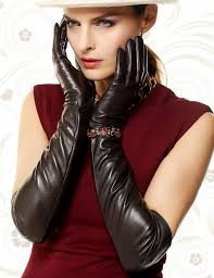 2019 58cm long leather gloves women banquet sheepskin leather gloves opera female genuine leather gloves for winter driving from z001 197 7 dhgate com