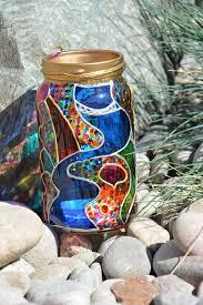 Decorating Jam Jars For Candles 100 Best Painted Mason Jars Painted Jam Jars Images On Pinterest 92