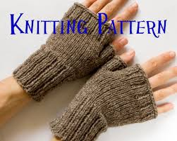 Free Fingerless Gloves Knitting Pattern Interesting Cute Knitting Patterns Free Pdf Instant Download Pdf Knitting