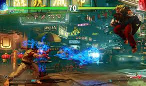 street fighter 5 review on ps4 ryu having a laugh gaming