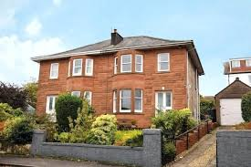3 Bedroom Houses For Sale Glasgow Semi Detached House For Sale In Beech  Avenue 3 Bedroom . 3 Bedroom Houses For Sale Glasgow ...
