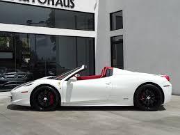 View vehicle info and pictures on auto.com. 2014 Ferrari 458 Spider Base Stock 7057 For Sale Near Redondo Beach Ca Ca Ferrari Dealer