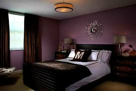 Silver And Black Bedroom Purple Bedroom Curtain Ideas