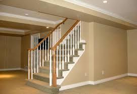 beautiful basement staircase ideas minimalist image of basement stair ideas  photos removable basement stair railing ideas