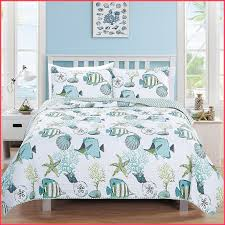 full size of bedding 3 piece coastal beach theme quilt set with shams beach themed bedding
