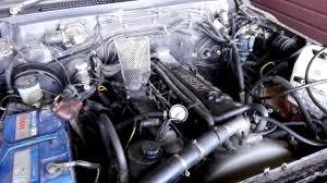 Nissan Patrol 4.2 Diesel TD42 Manual - YouTube