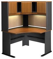 series corner desk. Cool Computer Corner Desk With Hutch Black Home Furniture Design Series