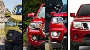 How the Mercedes X-Class compares to US-market midsize trucks ...