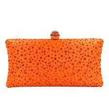 Zinc Alloy <b>Clutch Bag</b> with rhinestone with PU Leather Soli - <b>YYW</b>
