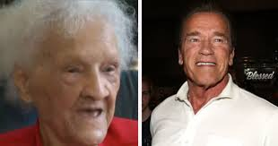 Schwarzenegger says he will help 102-year-old facing eviction - WDEF