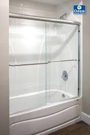 shower door pivot medium size of bathtub doors home depot 3 panel sliding shower door reviews shower door