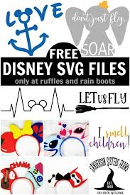 From wikimedia commons, the free media repository. Free Disney Svg Files On Ruffles And Rain Boots