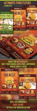 i need flyers made fast restaurant flyer vol 10 flyer template restaurants and template