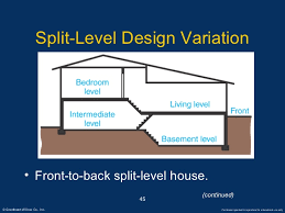 wonderful front to back split house plans backsplit home google search for the home house