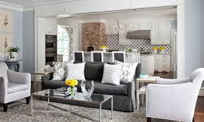 charcoal gray sofa
