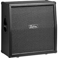 Kustom KG412 4x12 Guitar Speaker Cabinet | Musician's Friend