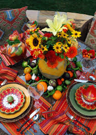 Fiesta Table Decorations Similiar Fiesta Table Setting Ideas Keywords