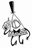 Image Result For Bill Cipher Coloring Pages Gravity Falls Bill