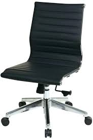 office chairs without arms. no arm office chair chairs without arms reception armchairs r