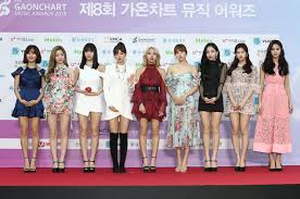 Gaon Chart Music Awards Live Stream Twice Reveal Track List For Fancy You Mini Album Billboard