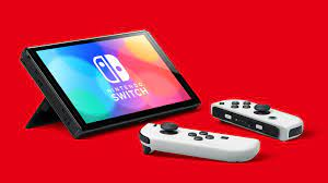 Switch has hit its midlife crisis ...