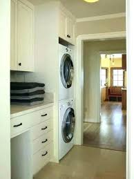 washer and dryer in closet apartment size washers and yers washer yer closet dimensions google search
