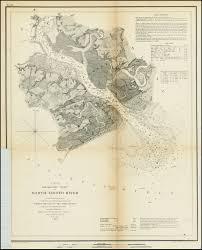 Preliminary Chart Of North Edisto River 1853 Barry