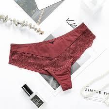 BALALOUM <b>3pcs New</b> Arrivals Women Lace Panties Underwear ...