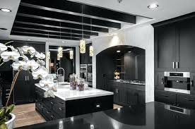 dark quartz for kitchen best white images black countertops with sparkle